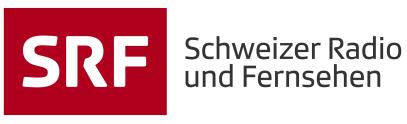 SRF Schweizer Radio und Fernsehen - Logo