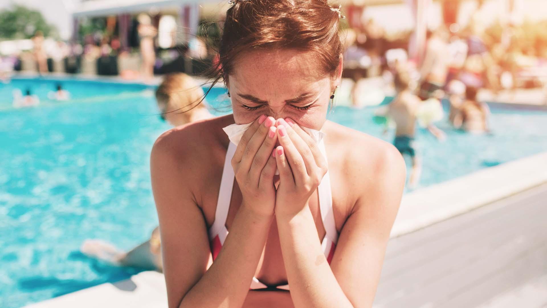 Gesundheitstipp - Sommergrippe vorbeugen